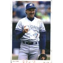 1992 Dave Stieb Toronto Blue Jays Press Photo - RRQ29685