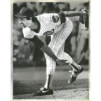 1985 Press Photo Rookie pitcher Derek Botelho - RRQ30017