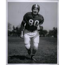 1952 Press Photo Don Dohoney Michigan State