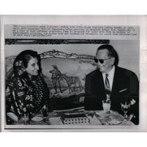1967 Press Photo indira gandhi tito india yugoslavia