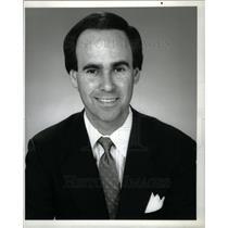 1995 Press Photo John Miller EVP NBC Advertising
