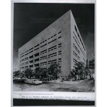 1977 Press Photo HUDSON J.L.-WAREHOUSE Department Store
