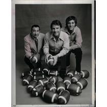 1973 Press Photo Don Meredith