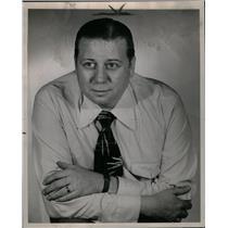 1953 Press Photo James Melton