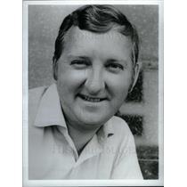 1974 Press Photo FRED WALKER