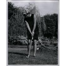 1965 Press Photo Dorothy Thompson