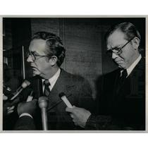 1976 Press Photo John Swanson
