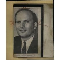 1972 Press Photo John Robert Schrieffer Nobel Prize