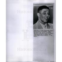 1966 Press Photo Randy Turpin found dead of gunshots