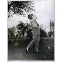 1941 Press Photo William Turnesa amateur golf