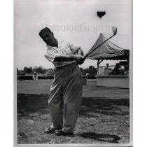 1958 Press Photo Jim Turnesa, Golfer