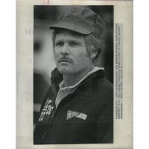 1984 Press Photo Ted Turner Courageus racing