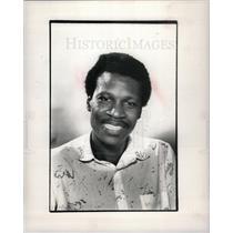 1988 Press Photo Ebenezer Kotei