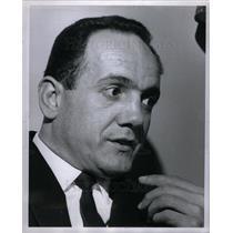 1964 Press Photo Carl Taseff Football Player Asst Coach - DFPD61525