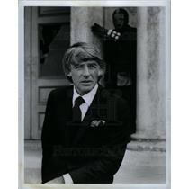 1974 Press Photo Peter Lawford The Phantom of Lot 2 NBC