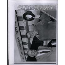 1959 Press Photo Livingston Merchant Undersecretary