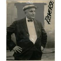 1945 Press Photo Adolph Schultz -sports man