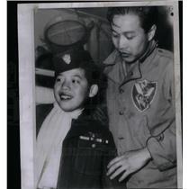 1946 Press Photo Steve Chin - DFPD63917