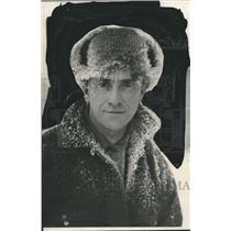 1931 Press Photo Explorer Father Bernard Hubbard, who returned from Alaska.