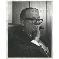1974 Press Photo W. Cooper Green, Jefferson County Commissioner - abna36356
