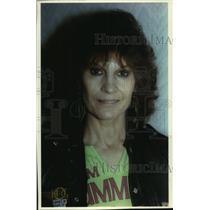 1993 Press Photo Joni Valenti of Women in the Wind, Milwaukee - mjc08568