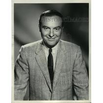 """1960 Press Photo Ralph Edwards, host of """"This Is Your Life"""" on NBC-TV"""