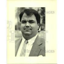 1989 Press Photo Jonathan Gravois, Crescent City Coach - nob23079