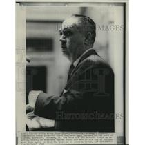 1966 Press Photo Walter Goodman, Arkansas Highway Commission Director.