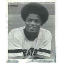 1975 Press Photo Larry Demery Pittsburgh Pirates - RRQ38605