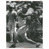 1973 Press Photo George Glenn Farmer Bell Baseball - RRQ40655