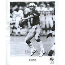 Dave Krieg American Football Quarterback,Seattle Seahaw - RRQ45895