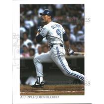 1993 Press Photo John Olerud,Toronto Blue Jays,1st base - RRQ49027