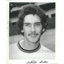 1974 Press Photo Bruce Kison Pittsburgh Pirates Player - RRQ53385