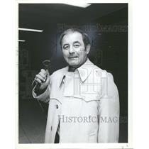 1981 Press Photo Lee Elia Chicago Cubs Manager - RRQ53453