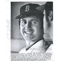1973 Press Photo Rico Petrocelli Boston Red Sox Player - RRQ53599