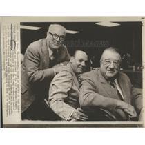 1973 Press Photo Horace Stoneham San Francisco Giants - RRQ53735