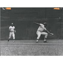 1974 Press Photo Dave Nelson Texas Ranger - RRQ53761