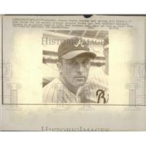 1970 Press Photo Phil Niekro Atlanta Braves Western - RRQ53805