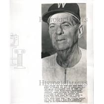 1952 Press Photo Clyde Milan & Ty Cobb - RRQ49391