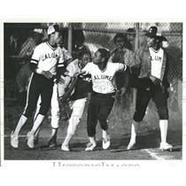 1982 Press Photo Calumets Tim Farmers - RRQ59435