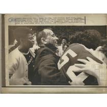 1974 Press Photo Proviso East Coach Glenn Wittenberg - RRQ59933