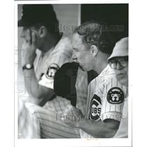 1994 Press Photo Thomas Lynn Trebelhorn Baseball Player - RRQ60589