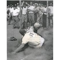 1958 Press Photo Frank Lesiak Kelly High School - RRQ61197