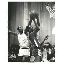 1981 Press Photo DENNIS WILLIAMS WATKINS BASKETBALL - RRQ61199