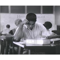 1935 Press Photo George Mira University of Miami - RRQ66797