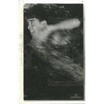 1938 Press Photo Ralph Flanagan Swimming - RRQ63401