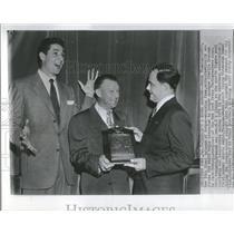1952 Press Photo Chuck Dressen - RRQ17891