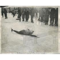 1953 Press Photo Tri Skate Meet - RRQ18023