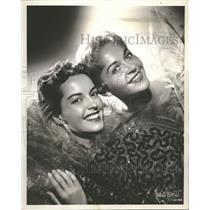 1955 Press Photo Lyn Pinson Marcia Drewry Boulevar Dear - RRQ11237