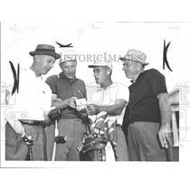 1960 Press Photo Score Dania Joe Savannah George Kruger - RRQ41207